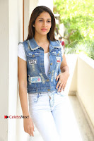 Telugu Actress Lavanya Tripathi Latest Pos in Denim Jeans and Jacket  0049.JPG