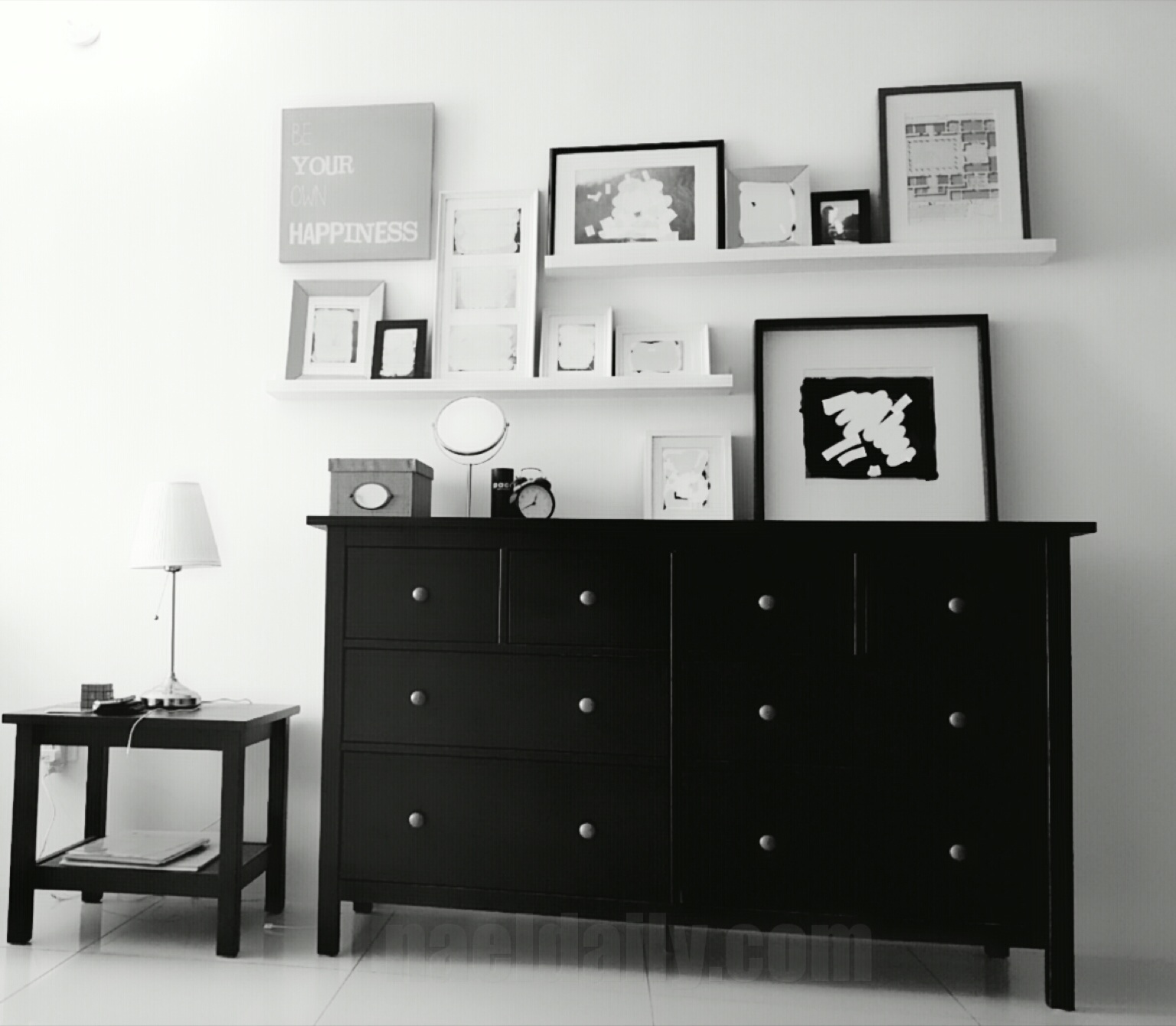 Wall Decor Of Ikea Picture Ledge