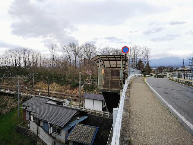小諸中込線 乙女駅