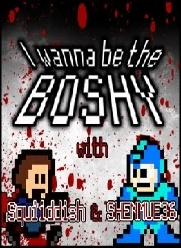 I Wanna Be The Boshy Game