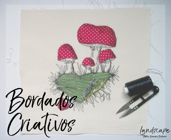 Bordados Thaís Melo