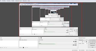 registrazione desktop con obs