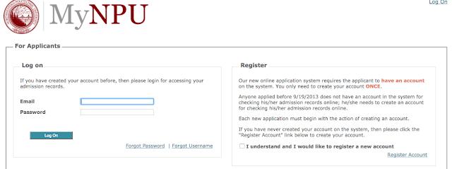 npu-login-student