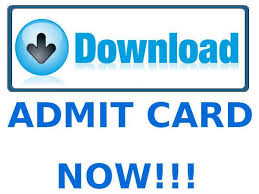 IB PA Admit Card 2016 Download www.mha.nic.in