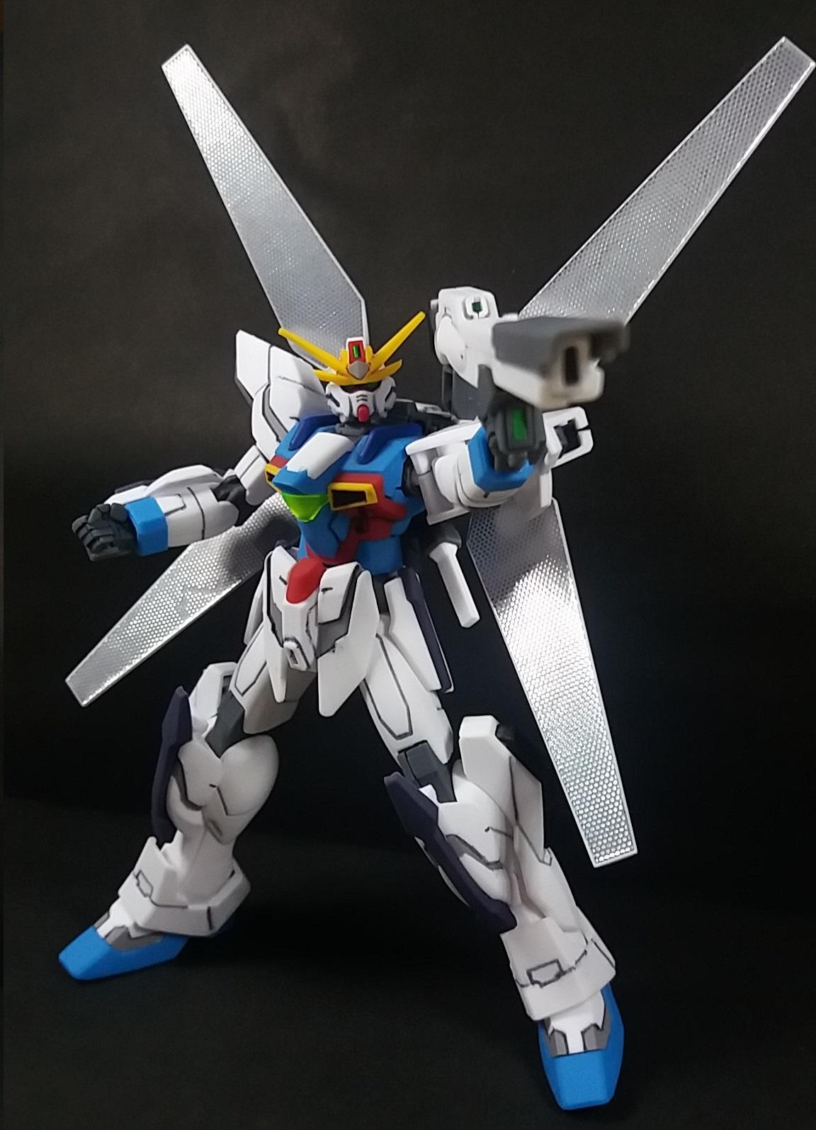 15+ Gundam X Hg Illustration 18