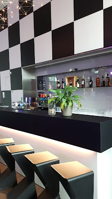 Hotelbar im Ibis Styles Basel City