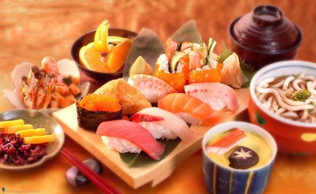 Japanese cuisine in Ho Chi Minh city 1