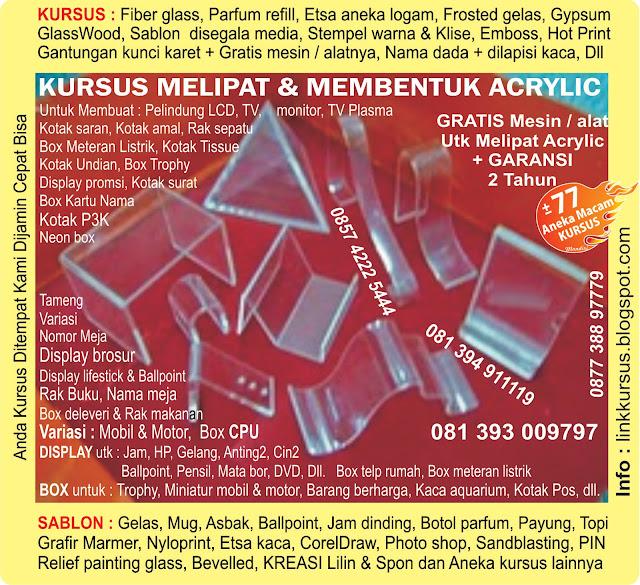 Surat Garansi Produk: PUSAT KURSUS GRATIS UNTUK UMUM & CALON PENGUSAHA: Parfum