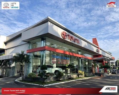 Dealer Toyota Sisingamangaraja Medan