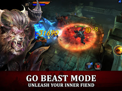 Blood Knights – Action RPG v1.2.83712 Mod Apk (Auto Win)