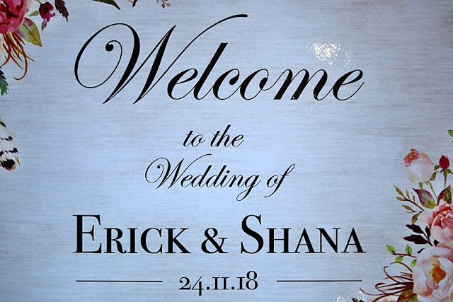 Wedding Ceremony & Reception | 24 November 2018 | Shana & Erick | Chapel Hill Retreat, Berambing, Blue Mountains