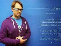 Keren, Aplikasi Mushaf Al Qur'an di Google Glass