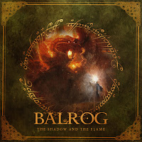 Chronique | BALROG - The Shadow and the Flame (Album, 2017)