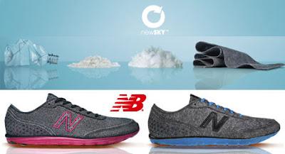 New Balance newSKY – кроссовки из пластиковых бутылок  295a29c385e4b