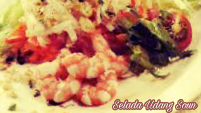 Resep selada udang soun