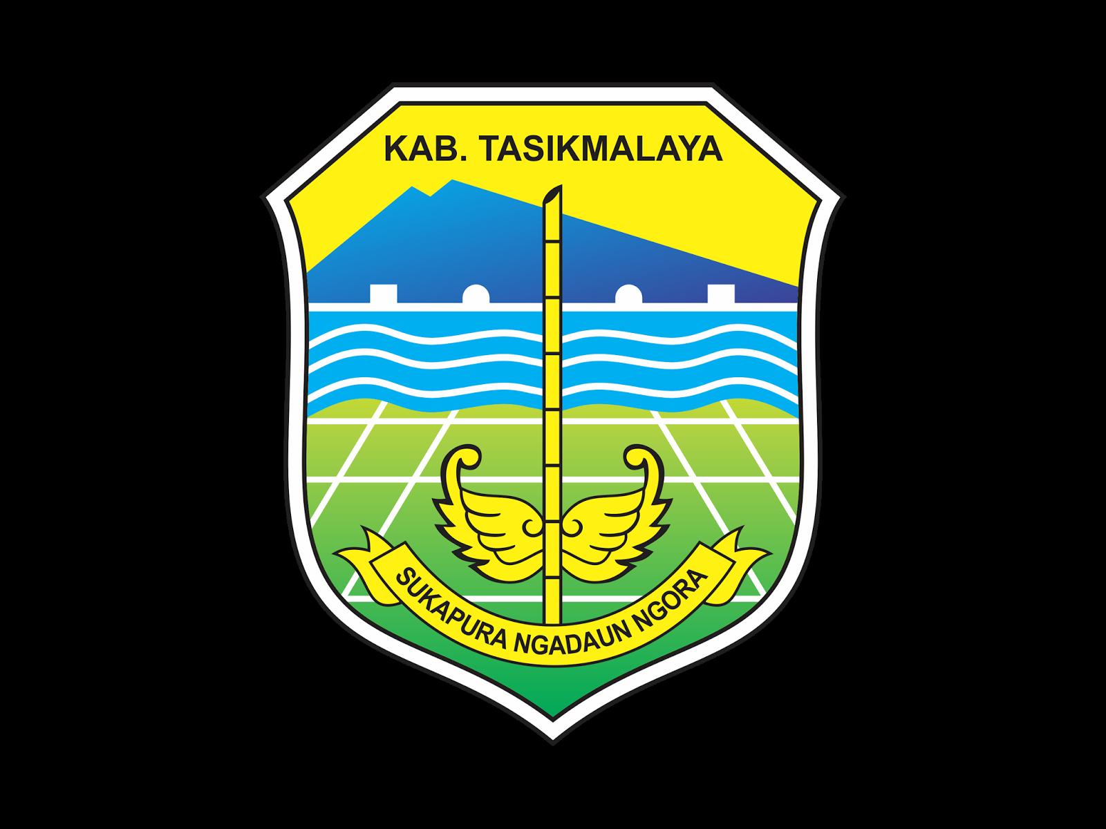 Logo Kabupaten Tasikmalaya Format Cdr Png Logo Vector