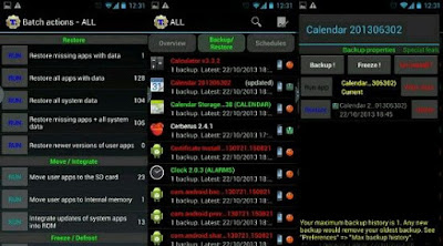 How to Backup and Restore all applications Android