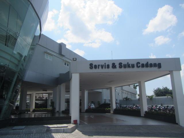 Alamat dan Nomor Telepon Bengkel Resmi Toyota Nasmoco Majapahit Semarang
