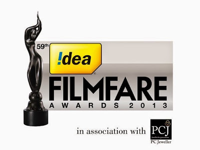 Poster Of Hindi Award Show 59th Filmfare Awards (2014) Free Download Full New Hindi Award Show Watch Online At worldfree4u.com