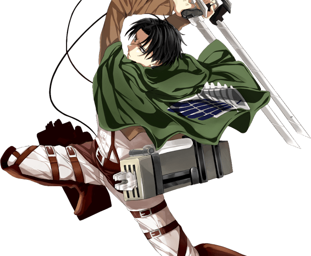 Levi Ackerman (Attack on Titan)