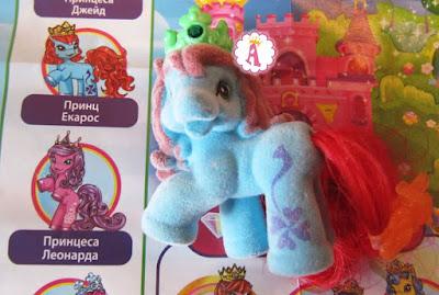 Фигурка лошадки Filly Принц Экарос