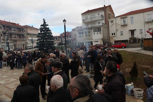 Γιορτή τσιγαρίδας στο Τσοτύλι Κοζάνης