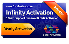 Infinity CM2 Activation