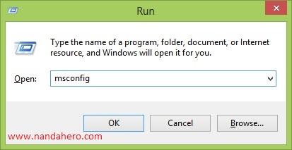 Cara Mudah Masuk Safe Mode Windows 8  8.1