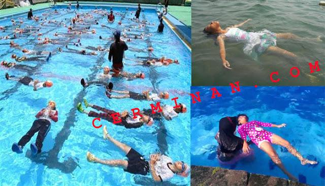 Tak Bisa Berenang? Gunakan Teknik Ini, Terbukti Telah Menyelamatkan Banyak Nyawa