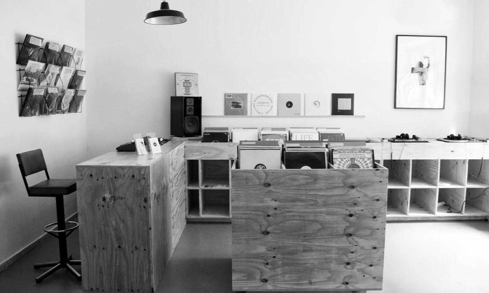 Bass Cadet Recordstore