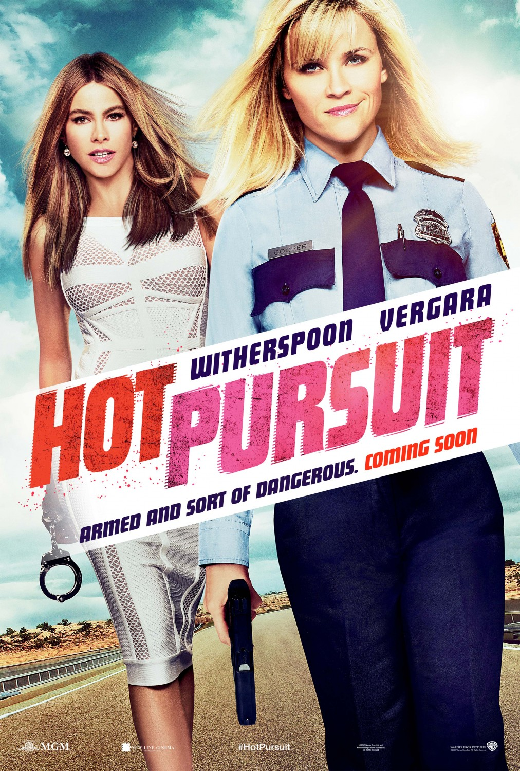Nonton Film Hot Pursuit (2015)