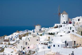 Santorini - Islas Griegas