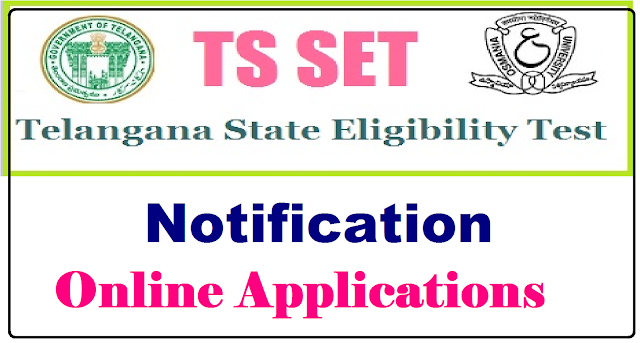 TS SET/Telangana State Eligibility Test 2017 Notification Apply Online | Telangana SET 2017 Notification issued | Eligibility for TSSET-2017 | Important Dates for Telanganaset of 2017 | Fee Structure for Telangana SET 2017 | Download Complete details like Eligibility, Scheme of Exmaintion Date of Examination Apply Online Dates Syllabus Brouchure and Examination Centres and Process to Submission of Application Online tsset-telangana-state-eligibility-test-notification-2017-apply-online-download-hall-tickets/2017/02/ts-settelangana-state-eligibility-test-notification-2017-apply-online-download-hall-tickets-syllabus-eligibility-Criteria.html