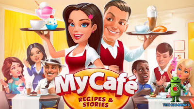 My Cafe Recipes & Stories Mod Apk + Data Download