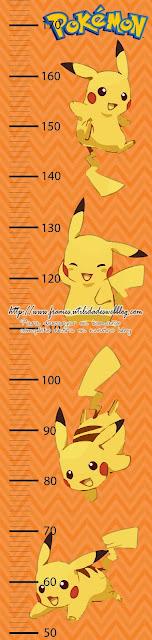 medidor pokemon go pikachu