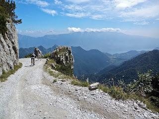 Mountain bike Garda Trentino