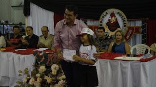 Secretaria de Educação e PM unidos contra as drogas e a violência em Picuí