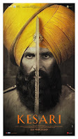 Kesari First Look Poster 4