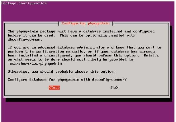 Cara Install phpmyadmin di ubuntu server 12.04