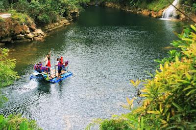 akcayatour, Air Terjun Sri Gethuk, Travel Jogja Malang, Travel Malang Jogja