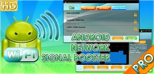 Network Signal Speed Booster