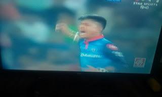 Sandeep ipl 1st wicket