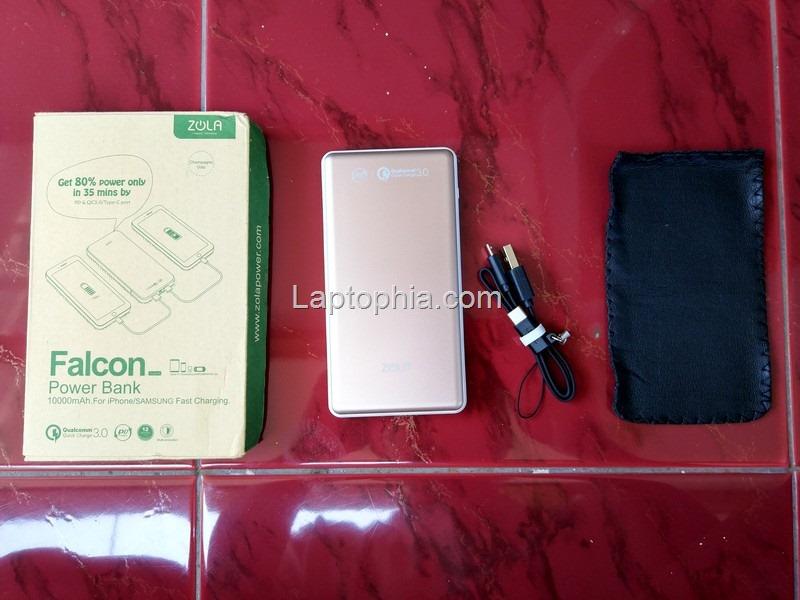 Paket Pembelian Zola Falcon 10000mAh