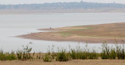 Hemavathi barrage inde du sud karnataka