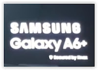 Samsung A6 Plus Logo