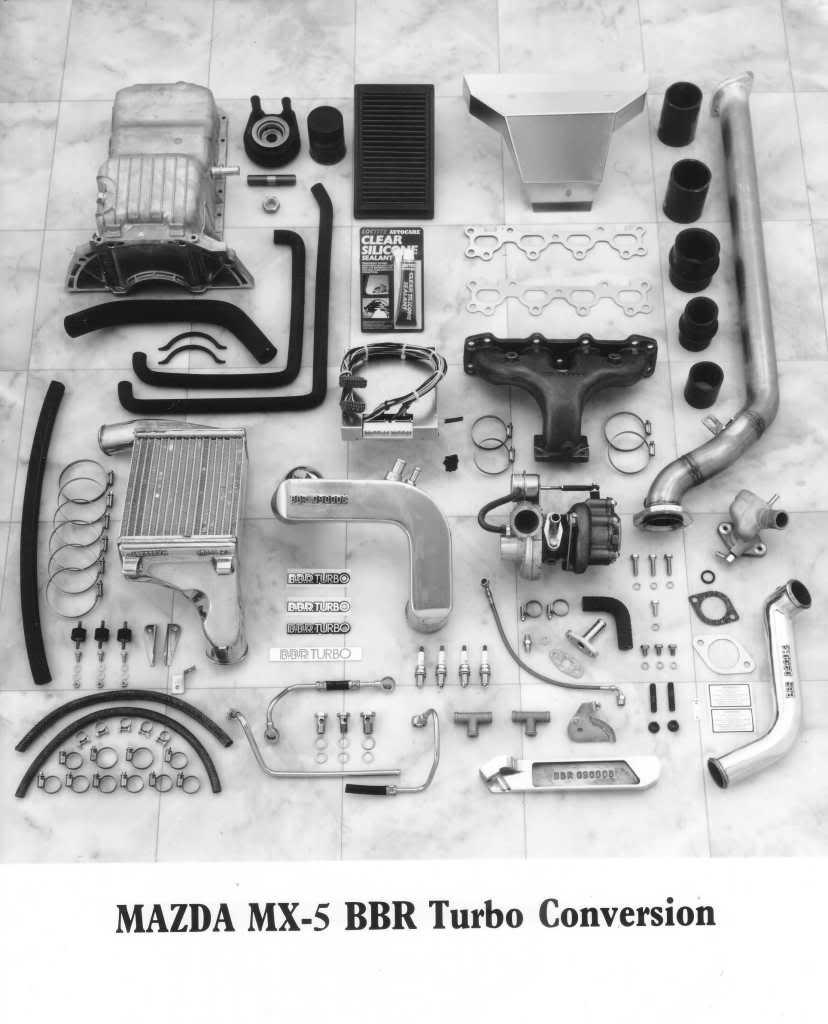 Mazda MX-5, Miata, Eunos Roadster, kultowy, legendarny, 日本車, スポーツカー, オープンカー, マツダ, NA, pierwsza generacja, Brodie Britain Racing, BBR, turbo