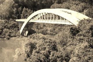 Ponte dos Arcos entre Veranópolis e Bento Gonçalves