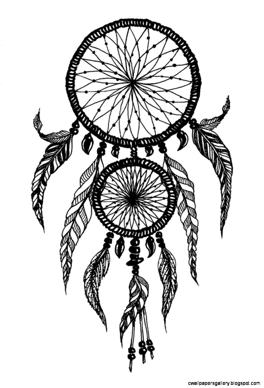 Tumblr Static Dreamcatcher By Karinorthern d5h by ivepayne on