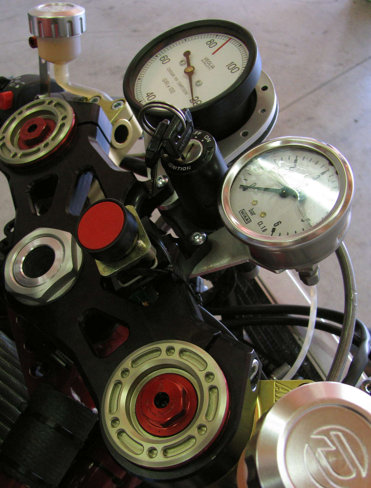 Nembo Motorcycle Cockpit