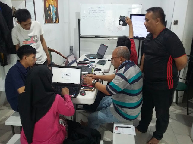 Materi kursus seo blogspot Jakarta